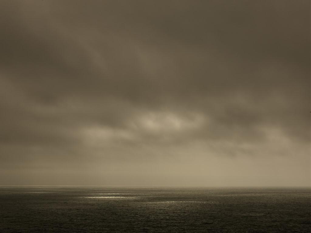 California, Pacific Ocean, Santiago Vanegas