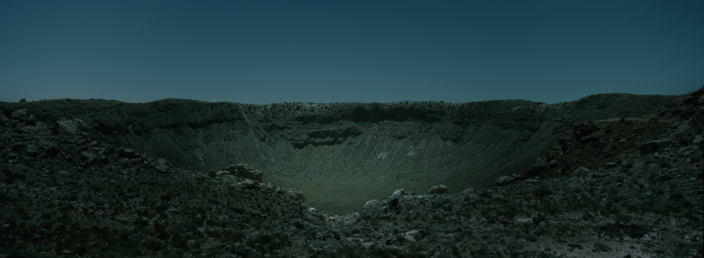 Meteor Crater, Arizona, Santiago Vanegas