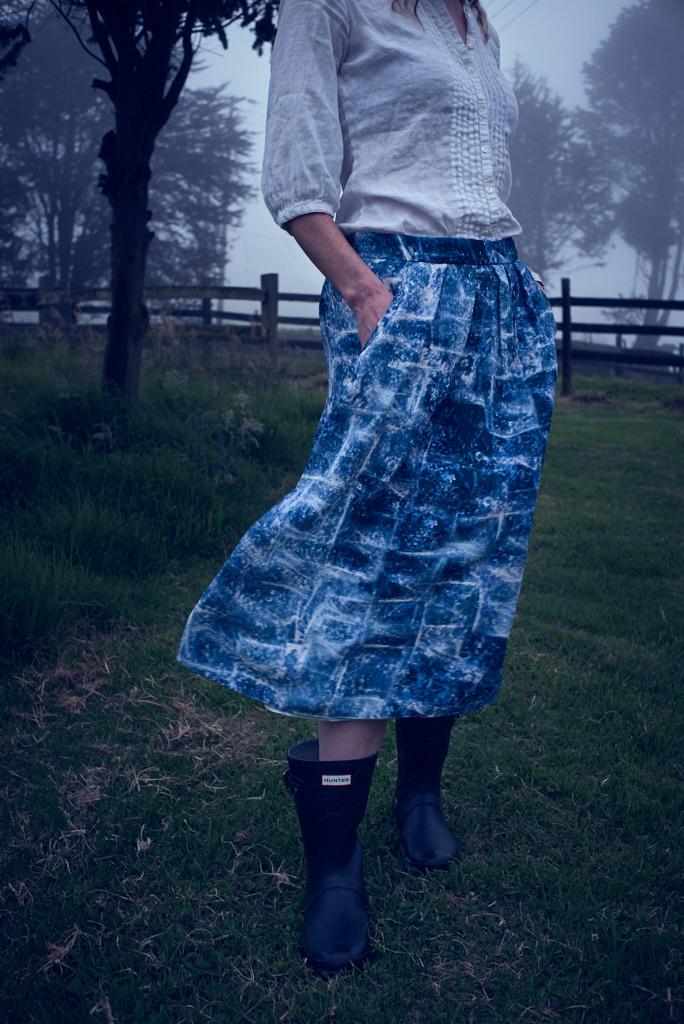 Slouchy Skirt