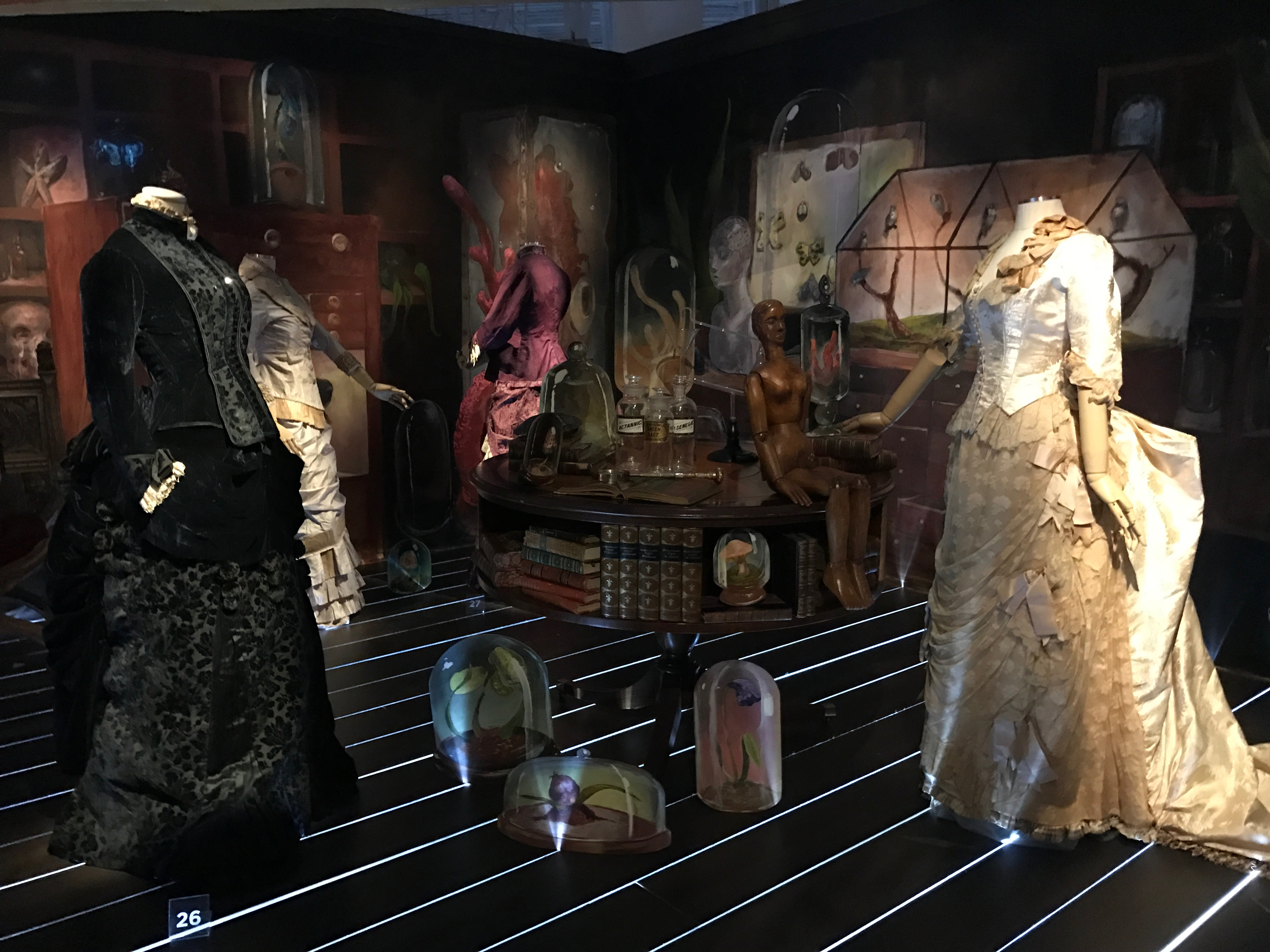 Clothing Exhibit